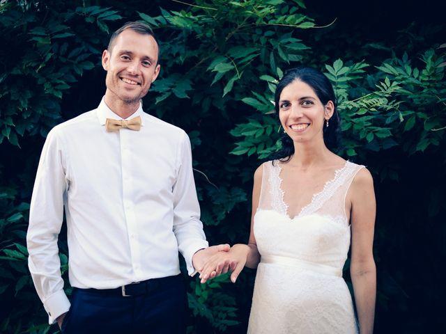 O casamento de Sabrina e Nathan