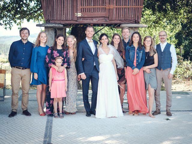 O casamento de Nathan e Sabrina em Sanguedo, Santa Maria da Feira 9