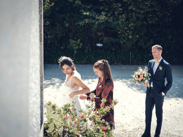 O casamento de Nathan e Sabrina em Sanguedo, Santa Maria da Feira 11