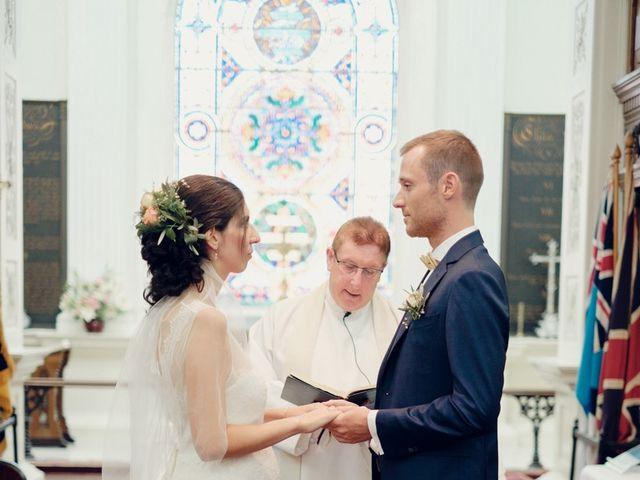O casamento de Nathan e Sabrina em Sanguedo, Santa Maria da Feira 14