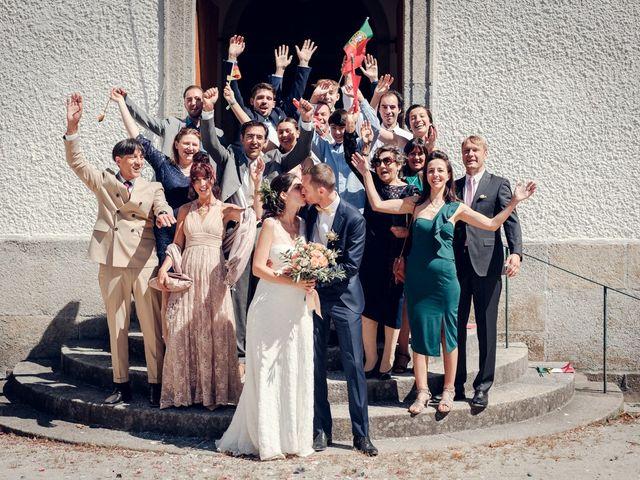 O casamento de Nathan e Sabrina em Sanguedo, Santa Maria da Feira 19