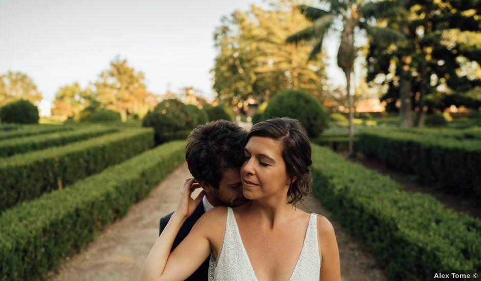 O casamento de Nicolas e Camille em Lisboa, Lisboa (Concelho)