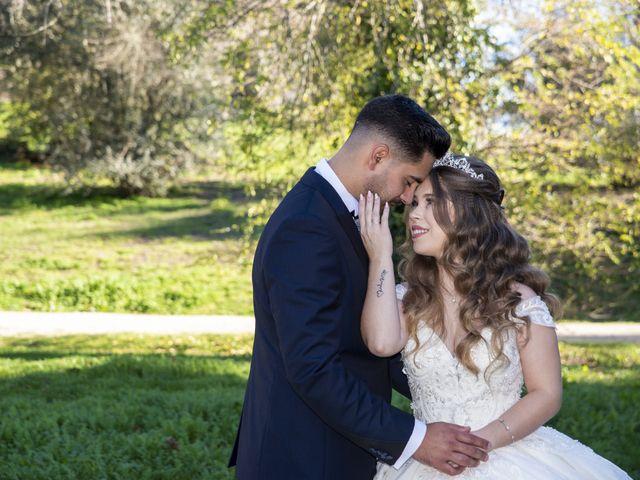 O casamento de Filipa e Cristiano