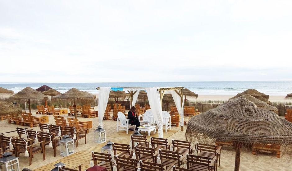O casamento de Joel Machado e Vanessa Ribeiro em Costa de Caparica, Almada
