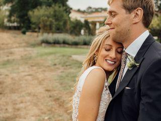 O casamento de Charlotte e Calum