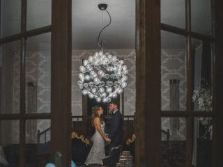 O casamento de Martina e Ivo