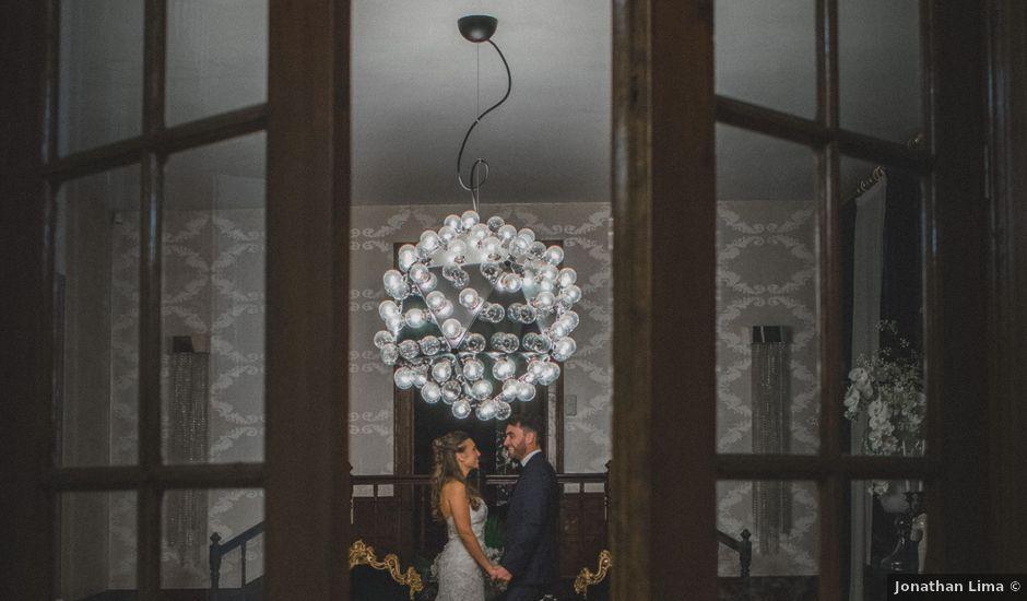 O casamento de Ivo e Martina em Santo Tirso, Santo Tirso
