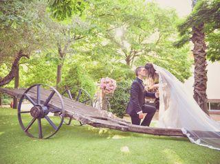 O casamento de Adriana e Cristiano