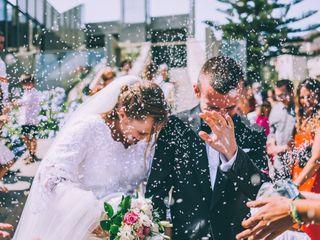 O casamento de Diogo e Raquel