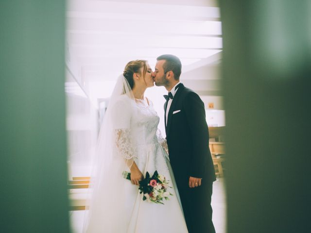 O casamento de Raquel e Diogo em  Brandoa, Amadora 1