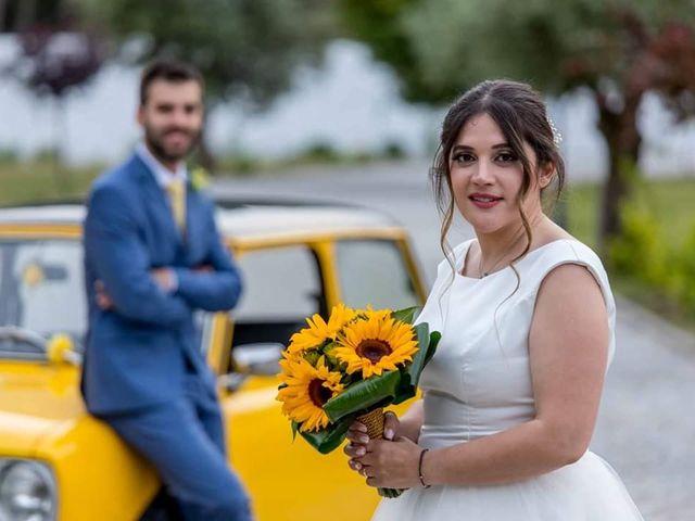 O casamento de Elisabete e Nuno