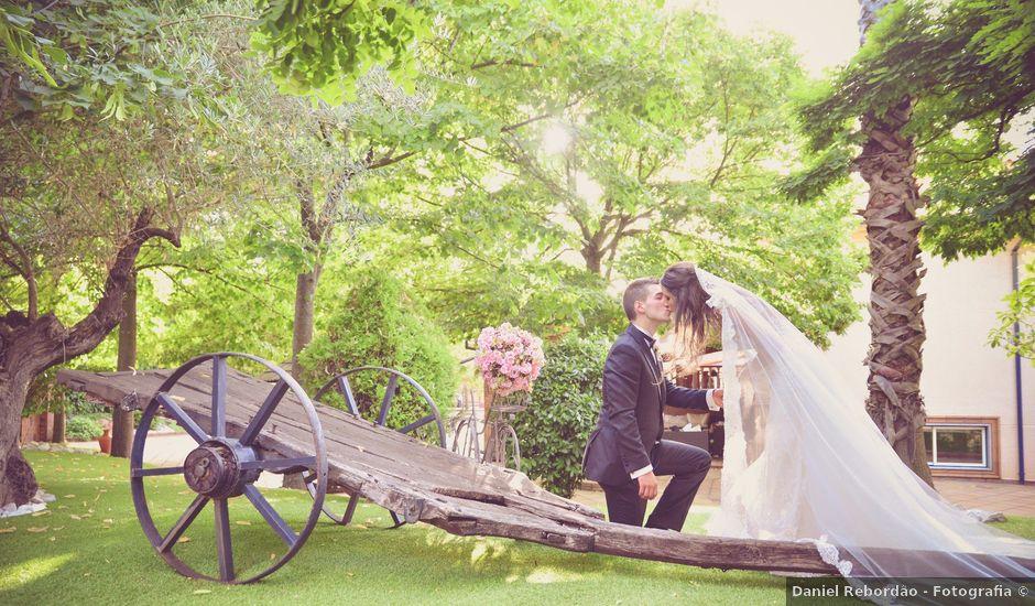 O casamento de Cristiano e Adriana em Barroca, Fundão