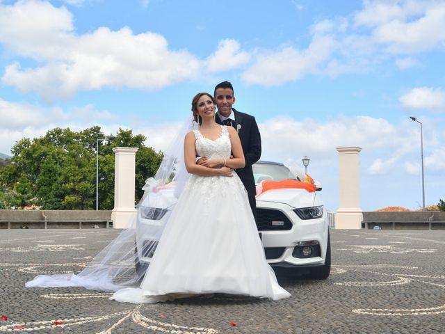 O casamento de Fátima e Rui