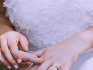 O casamento de Brigite e Gareth 1
