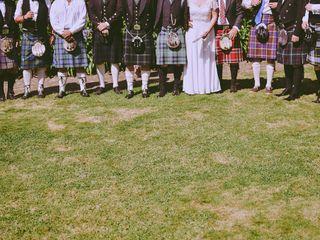 O casamento de Brigite e Gareth 3