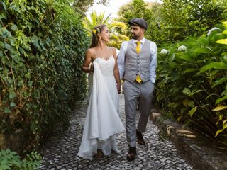 O casamento de Flávia e Tiago 2