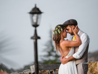 O casamento de Flávia e Tiago