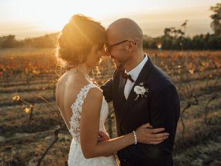 O casamento de Sevlija e Emmanuel