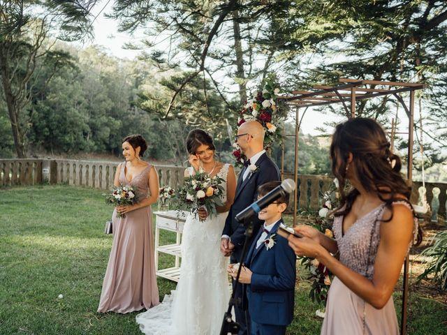 O casamento de Emmanuel e Sevlija em Vila Verde dos Francos, Alenquer 17
