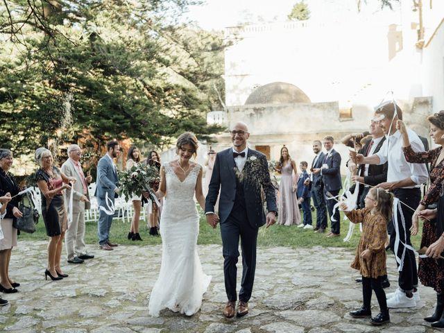 O casamento de Emmanuel e Sevlija em Vila Verde dos Francos, Alenquer 33