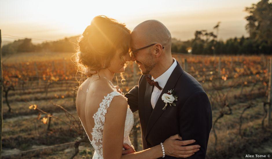 O casamento de Emmanuel e Sevlija em Vila Verde dos Francos, Alenquer