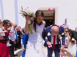 O casamento de Vera e Jorge