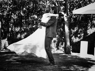O casamento de Lídia e Alberto