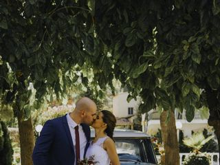 O casamento de Rosana e Tomás  2