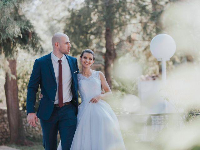 O casamento de Tomás  e Rosana em Fernão Ferro, Seixal 6