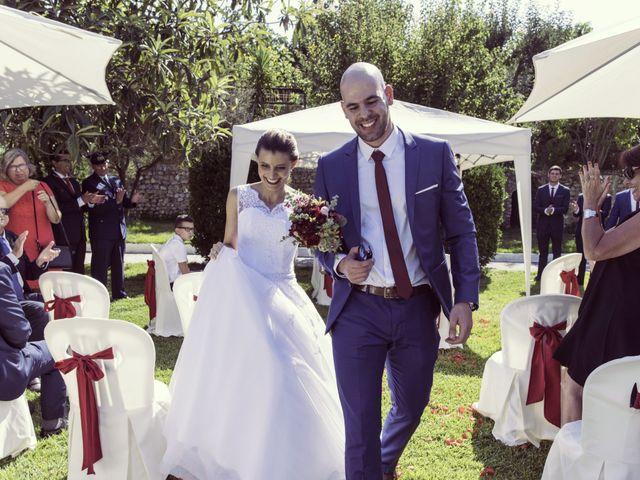 O casamento de Tomás  e Rosana em Fernão Ferro, Seixal 8