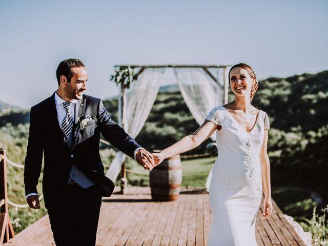O casamento de Cristiana e Rui