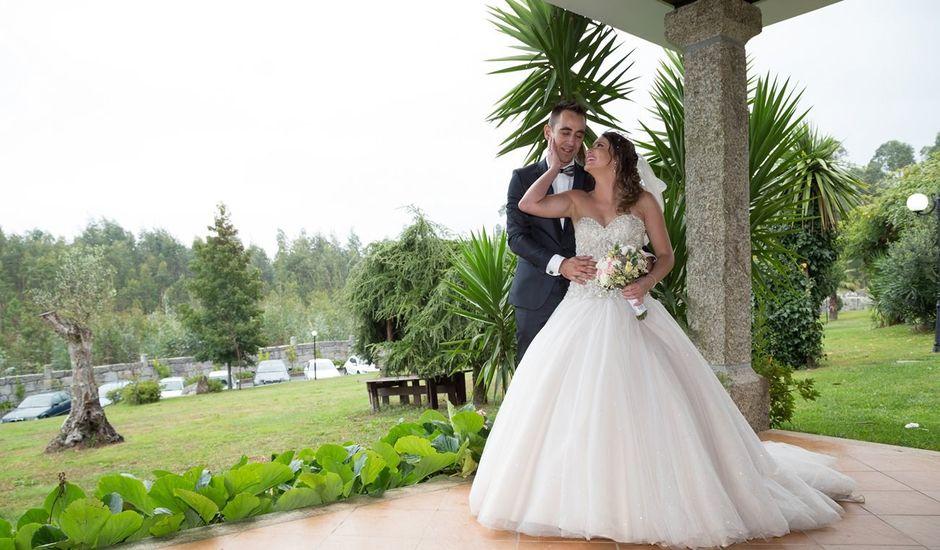 O casamento de Pedro  e Raquel  em Meixomil, Paços de Ferreira
