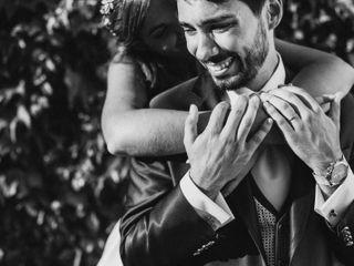 O casamento de Rita e Óscar