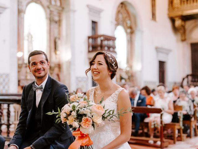 O casamento de Eva e David