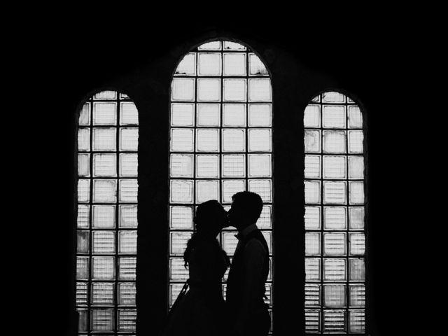 O casamento de Nuno e Filipa em Óbidos, Óbidos 2