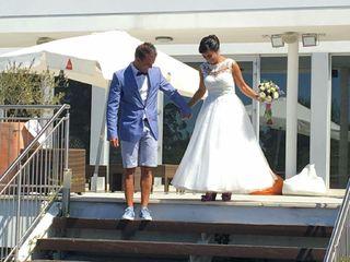 O casamento de Fina e Fred
