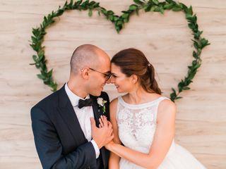 O casamento de Helena e David