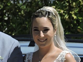 O casamento de Carolina  e Fábio  1