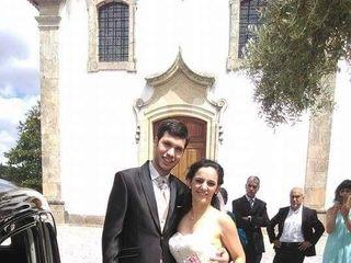 O casamento de Sandra e Sérgio 1