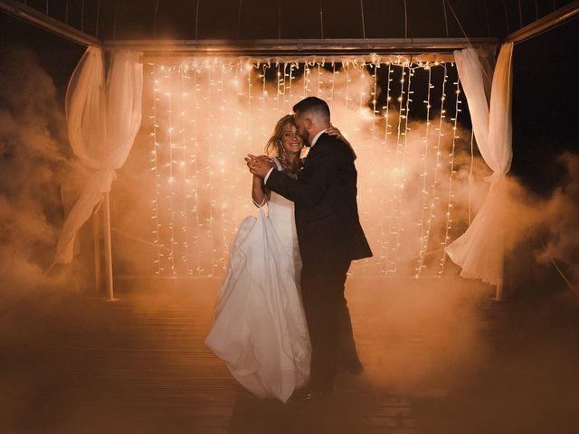 O casamento de Melissa e Jorge