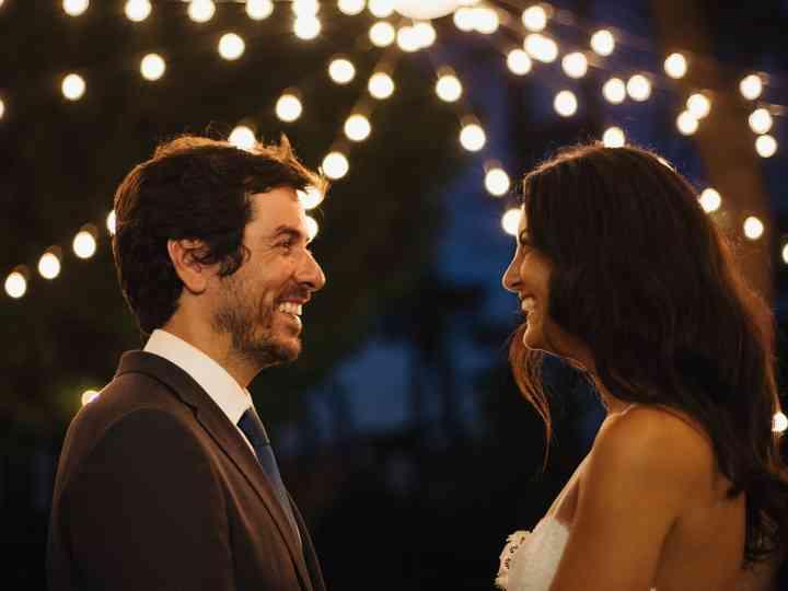 O casamento de André e Inês