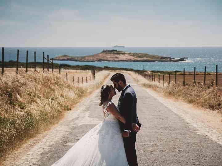 O casamento de Vera e Micael