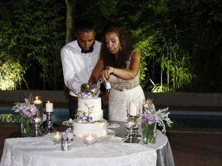 O casamento de Lara e Diogo