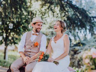 O casamento de Christelle e Nuno