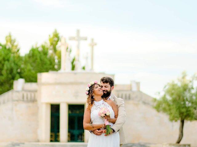 O casamento de André  e Marcela em Fátima, Ourém 4