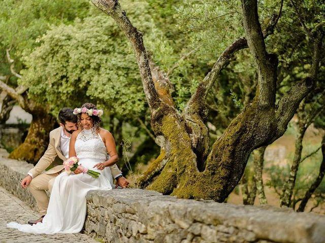 O casamento de Marcela e André
