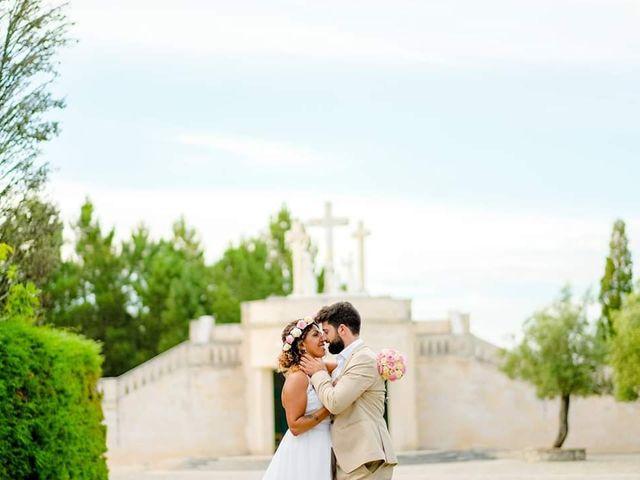 O casamento de André  e Marcela em Fátima, Ourém 2
