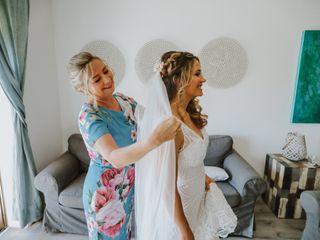 O casamento de Melissa e Pavel 2