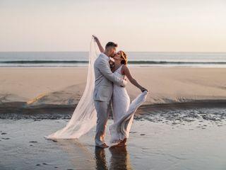O casamento de Melissa e Pavel