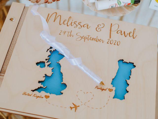 O casamento de Pavel e Melissa em Azurara, Vila do Conde 13